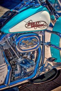 Harley Davidson, motorcycle, bike, chrome